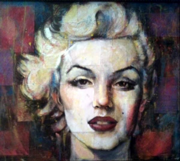 Marilyn Monroe by Temo